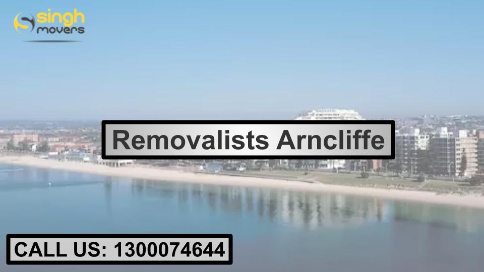 Removalists Arncliffe