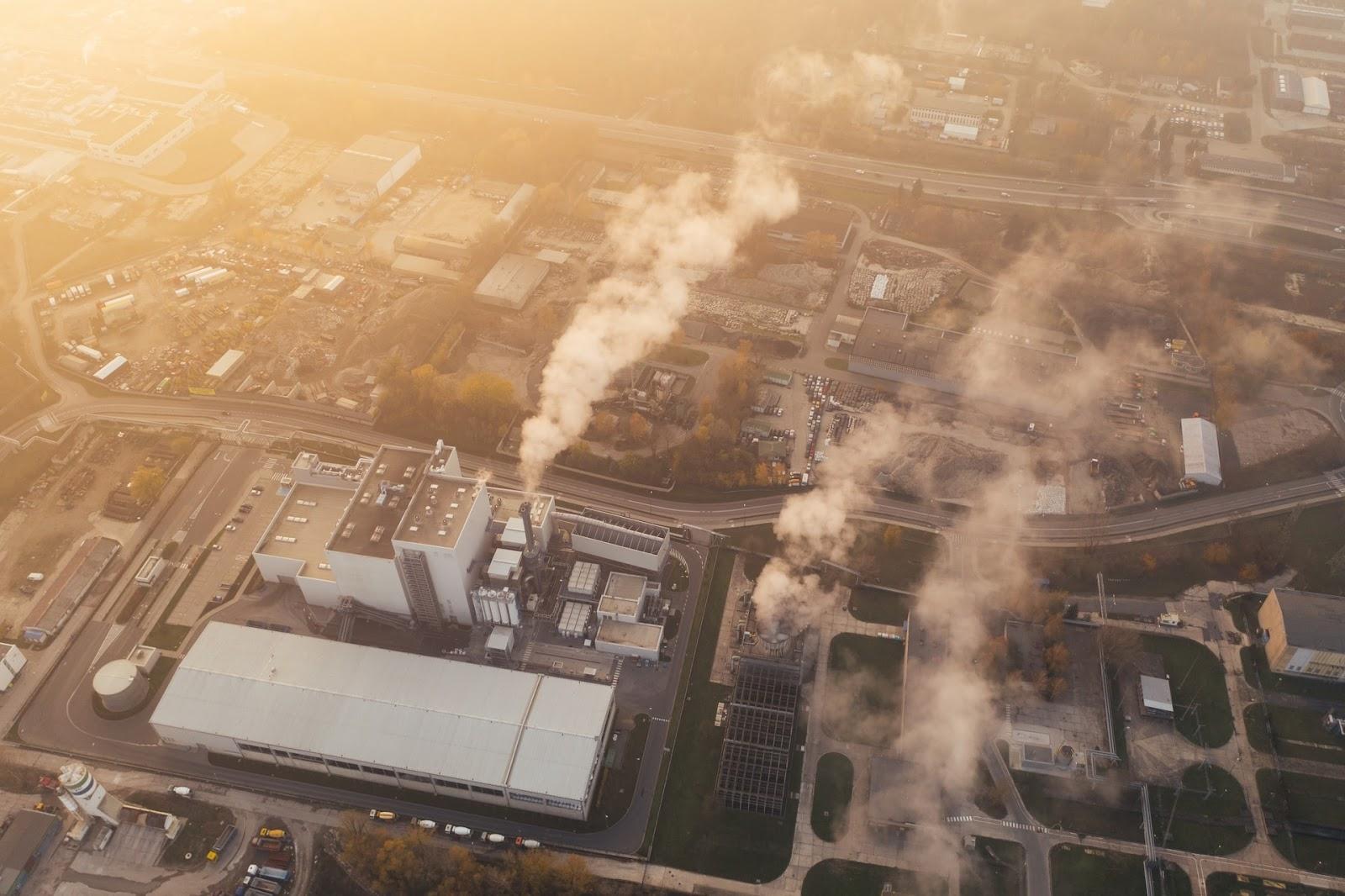 Os Estados Unidos se posicionam como o maior poluidor do planeta. (Unsplash/Reprodução)
