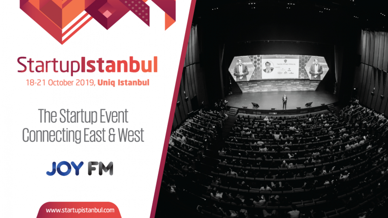 Startup Istanbul 2019 Rent Pocket Wifi Unlimited Internet