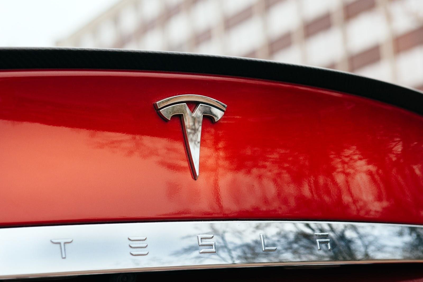 Seat Backs Cause Tesla to Recall 2,700 Vehicles
