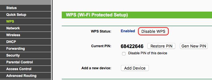 configurar router tp link