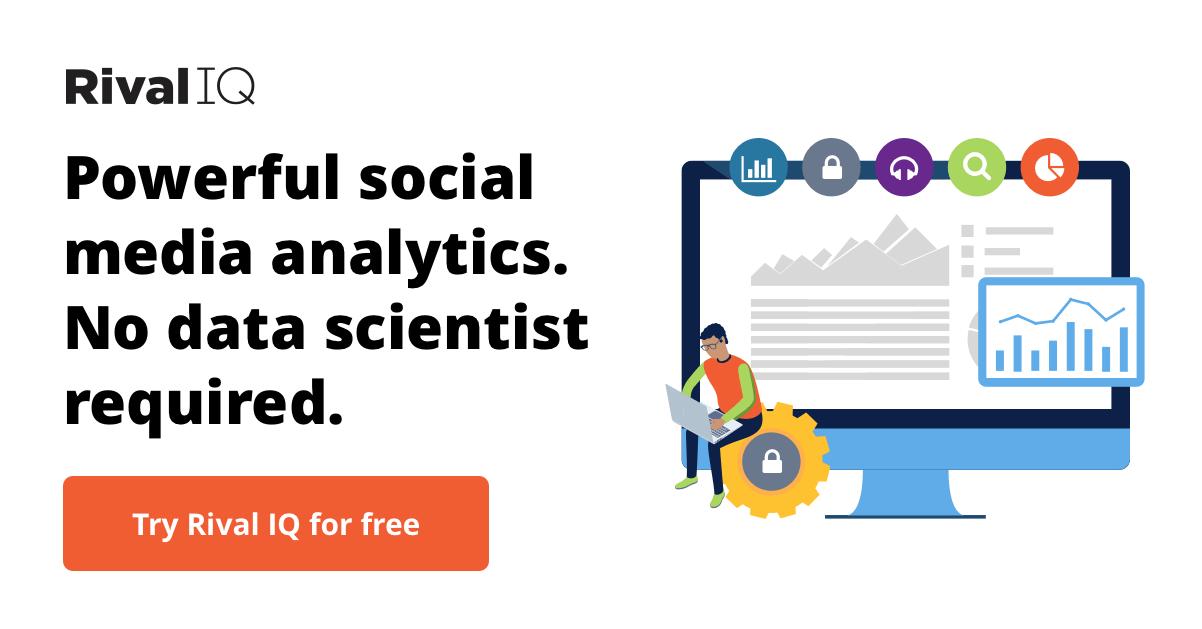 riq Social Media Monitoring Tool