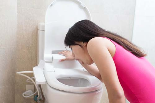 Hiện tượng mang thai tuần đầu sớm nhất