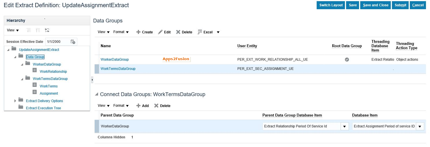 Loading Data into Oracle HCM Cloud Using Inbound Interface