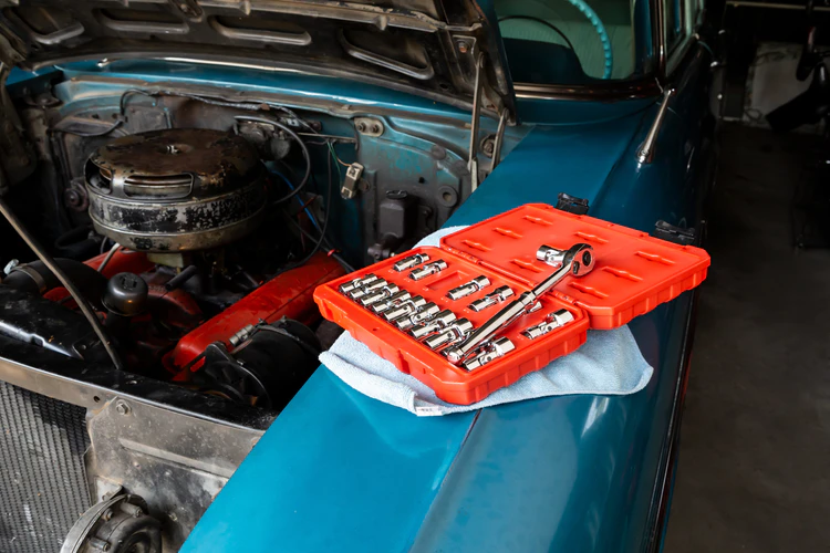 The Five Most Important Fluids For Your Car
