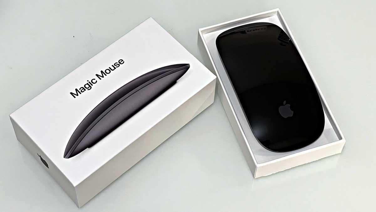 Full hộp sản phẩm Magic Mouse 2