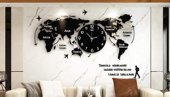 desain jam dinding