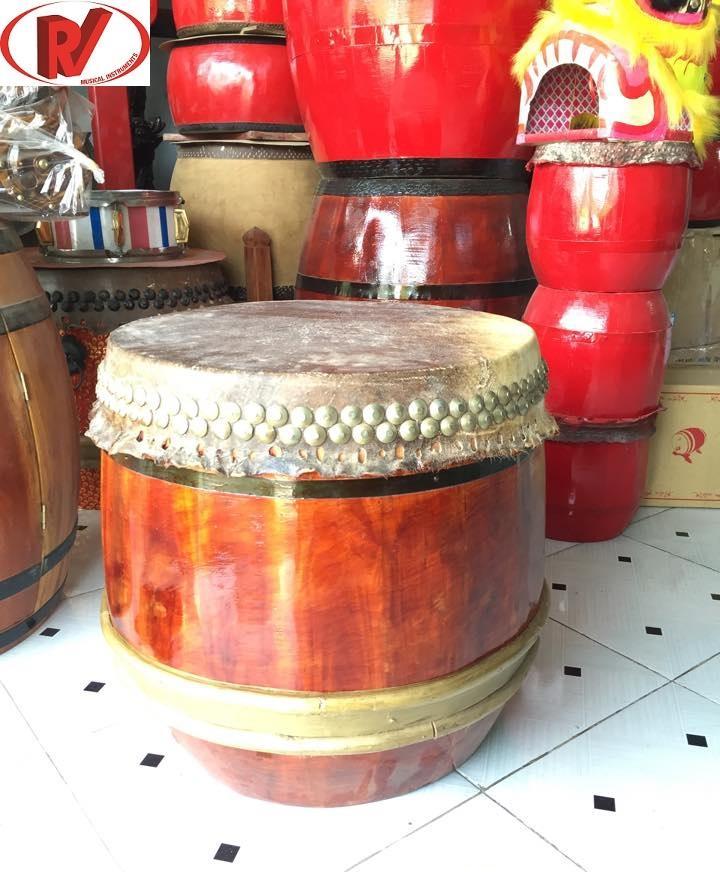 Kết quả hình ảnh cho trống múa lân Việt Nam 5 tấc giá rẻ