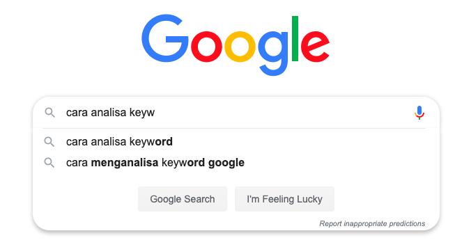 Bagaimana Cara Menganalisa Keyword untuk SEO