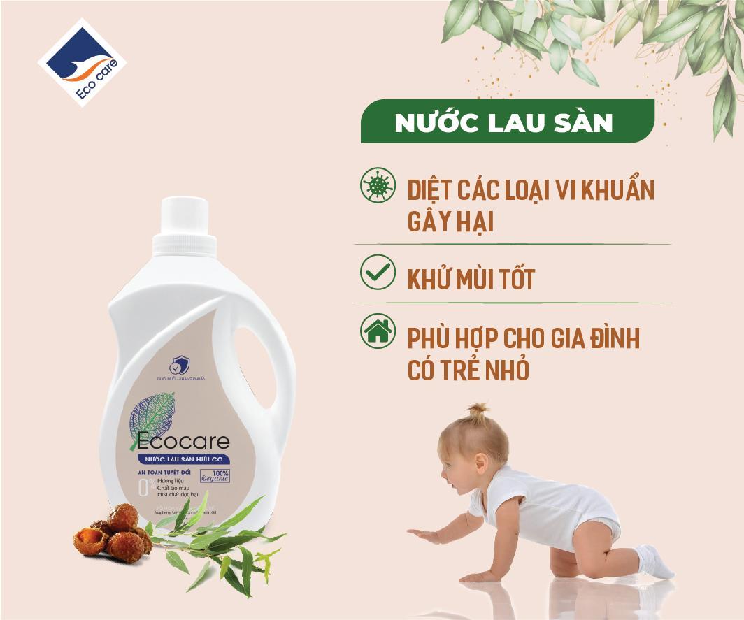 Mua nước lau nhà tại Hà Nội an toàn, giá rẻ