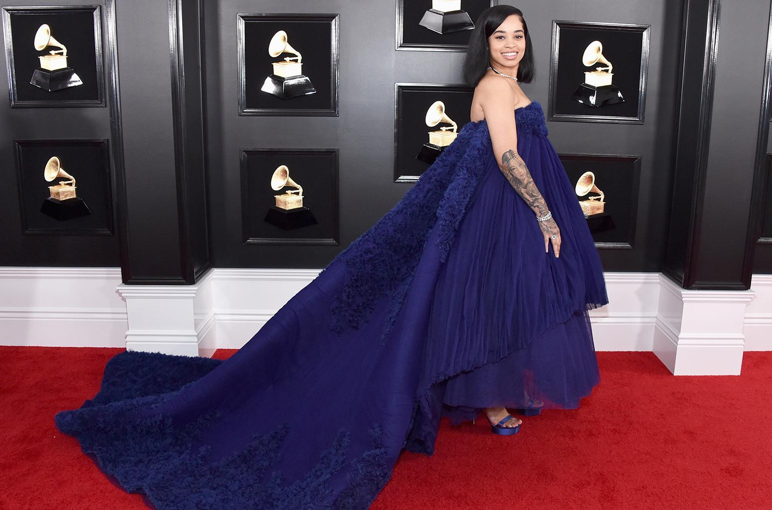 Image result for ella mai grammy