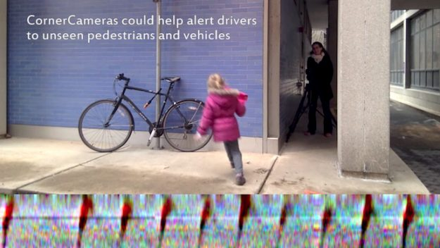 MIT Camera Could Let Self-Driving Cars See Around Corners