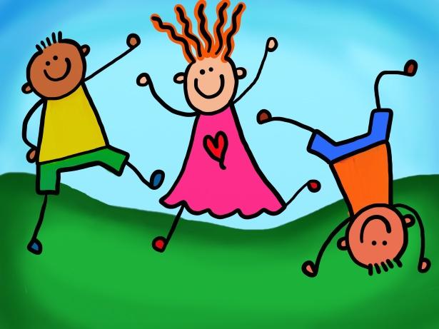 Playful Kids Free Stock Photo ...