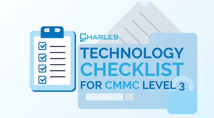 Technology Checklist for CMMC Level 3