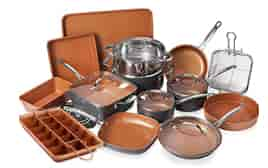 Top Rated Stainless Steel Cookware. this pic show you Top Rated Stainless Steel Cookware Durable Ceramic cookware set