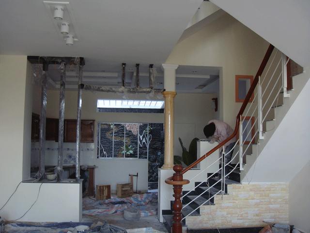 Xây Dựng Trường Tuyền cam kết thi công sửa nhà đúng kỹ thuật