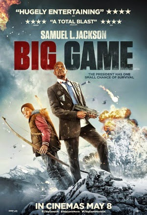 Filme Poster Big Game WEBRip XviD & RMVB Legendado