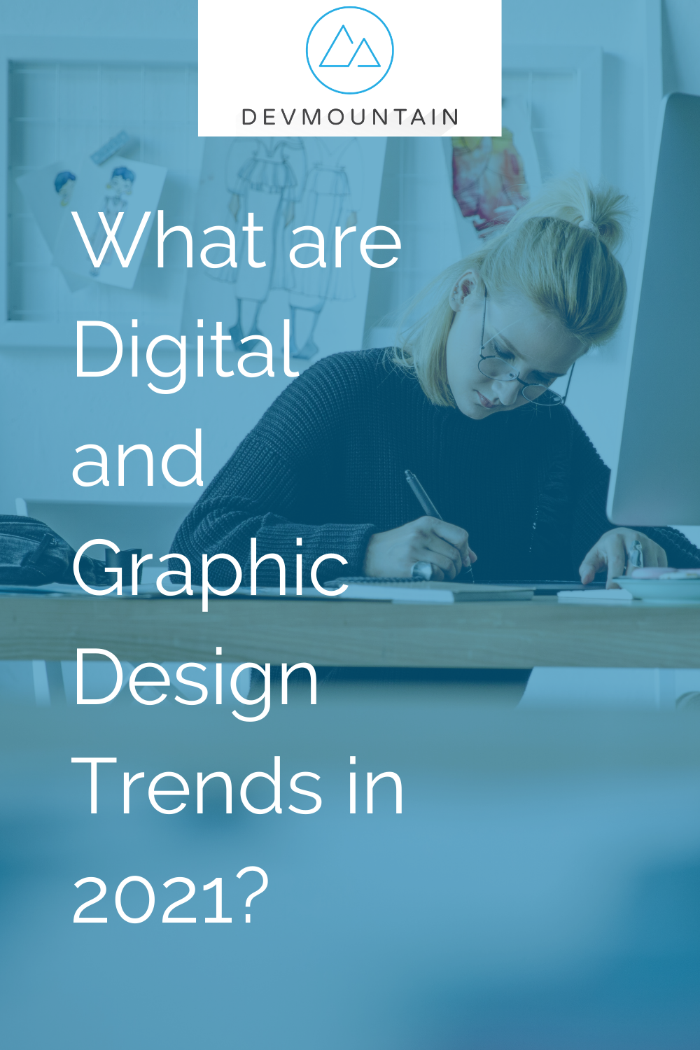 What are Digital and Graphic Design Trends in 2021?