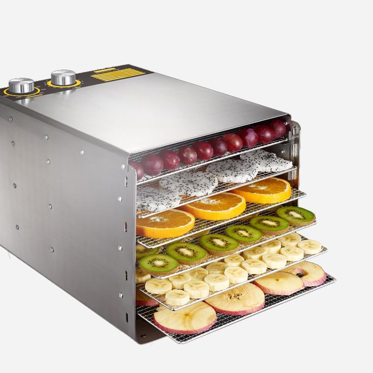 Máy sấy thực phẩm - thiết bị chuyên dụng của nhiều gia đình