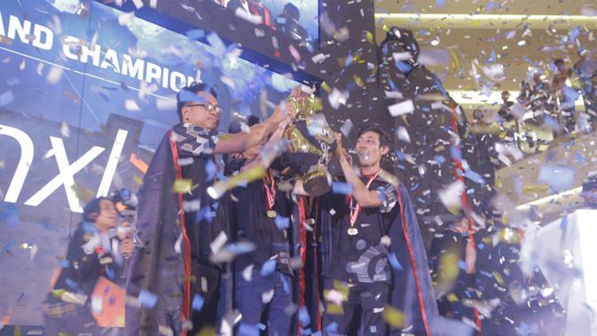 Team Nxl> Berhasil Juarai MPL Indonesia Season 1 - Tekno Liputan6.com