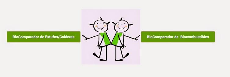 Biocomparador de precios de estufas de pellets y biocombustibles