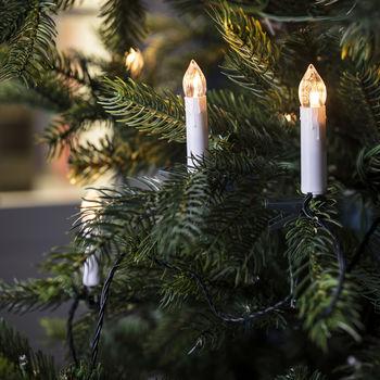 50 Christmas Tree Candle Lights