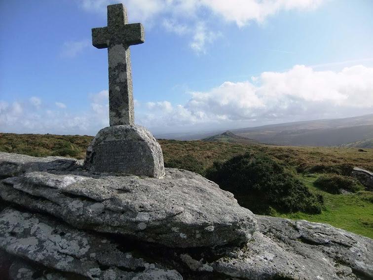 Penney cross Dartmoor