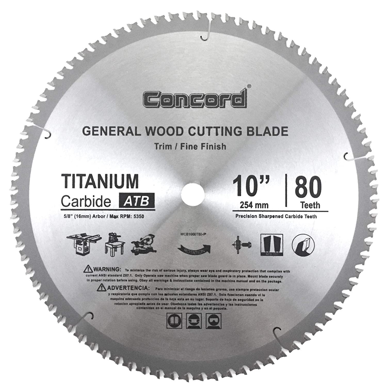 Concord Blades 10-Inch