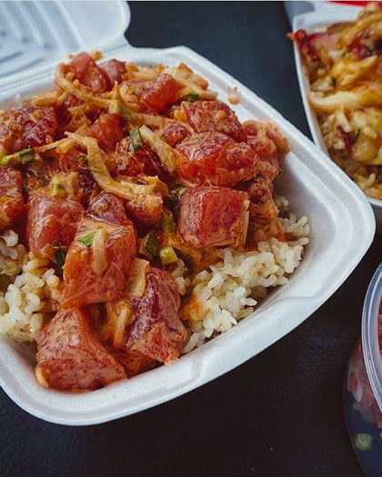 Poke Bowl - Honolulu: 10 Best Things to do