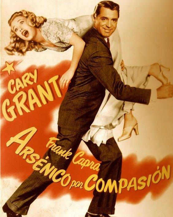 Arsénico por compasión (1944, Frank Capra)