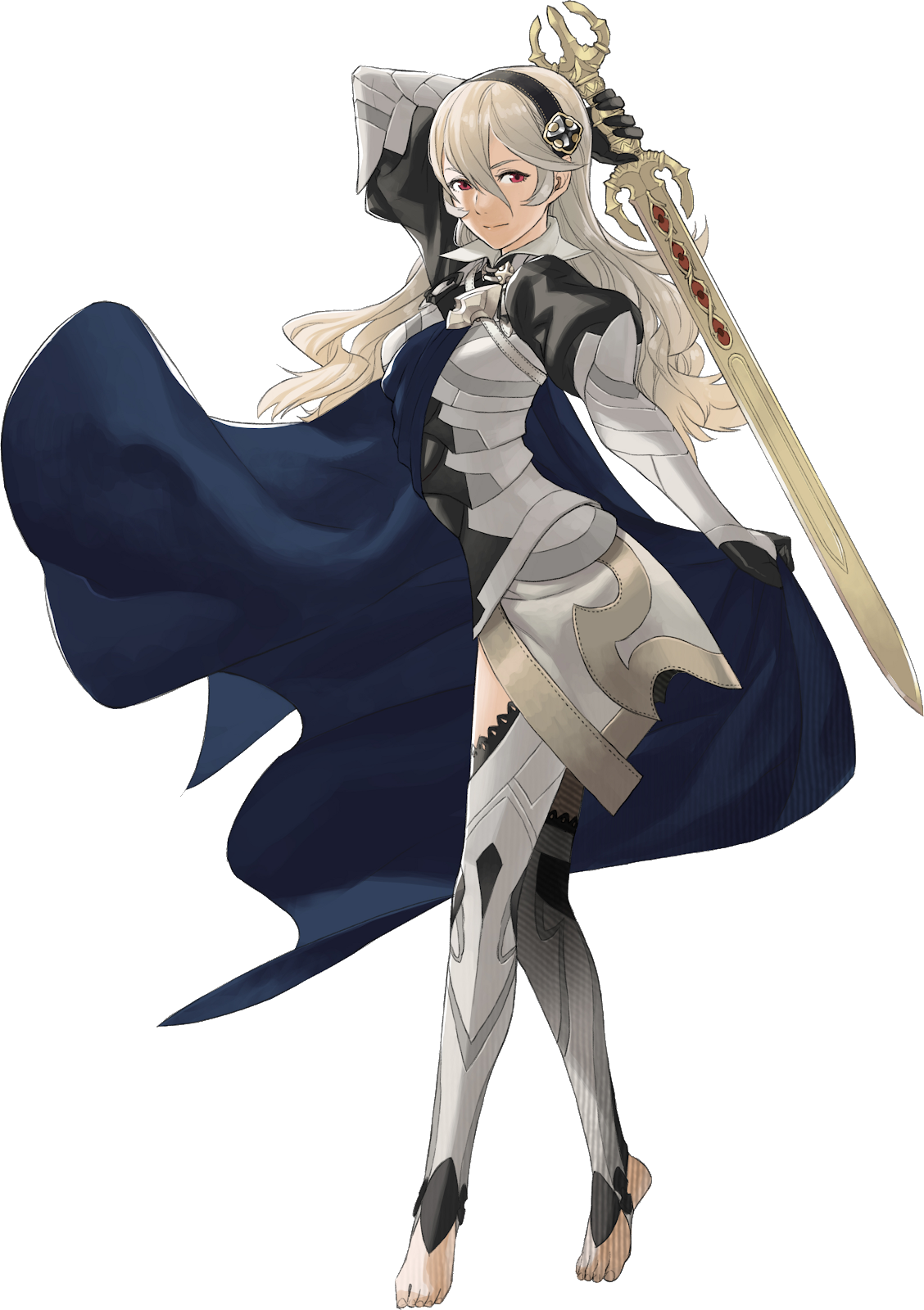 Image result for corrin fire emblem