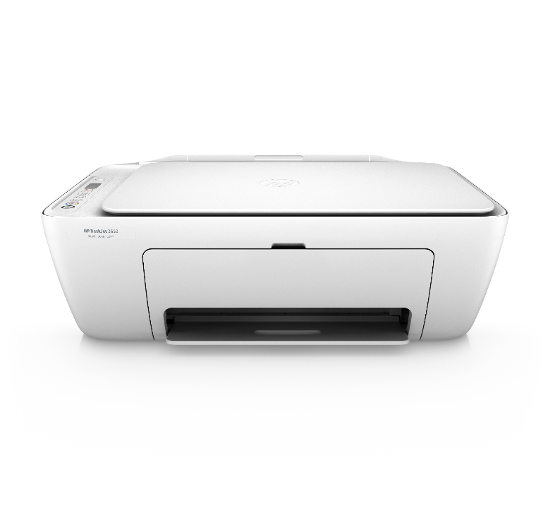HP DeskJet 2652 Wireless All-in-One Color Inkjet Print ...