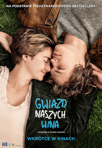 Polski plakat filmu 'Gwiazd Naszych Wina'