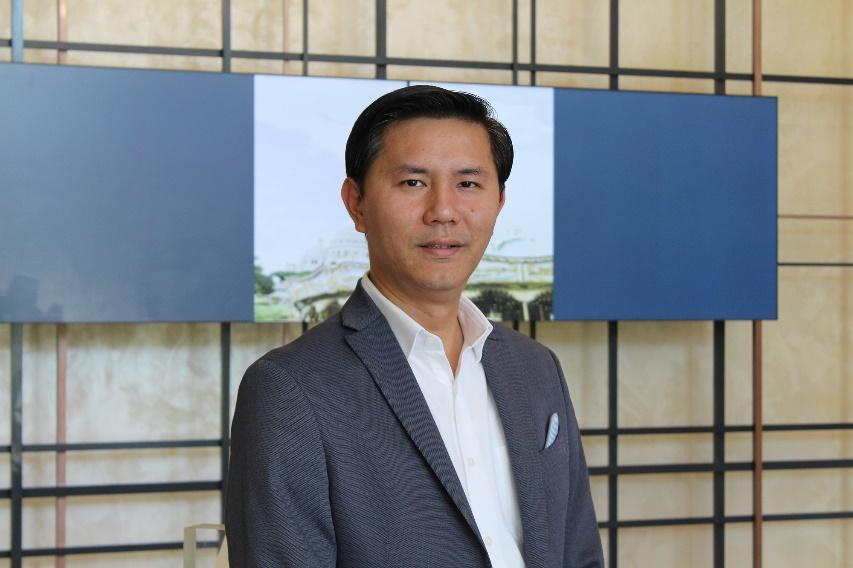 W:\Individual Properties\Goa\Le Meridien Goa Calangute\Brand Information\Spokesperson Profiles\Victor Chen - GM\Victor Chen, General Manager at Le Meridien Goa, Calangute (2).JPG