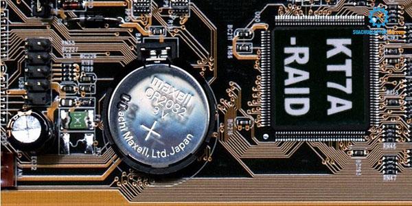 thay pin Cmos laptop