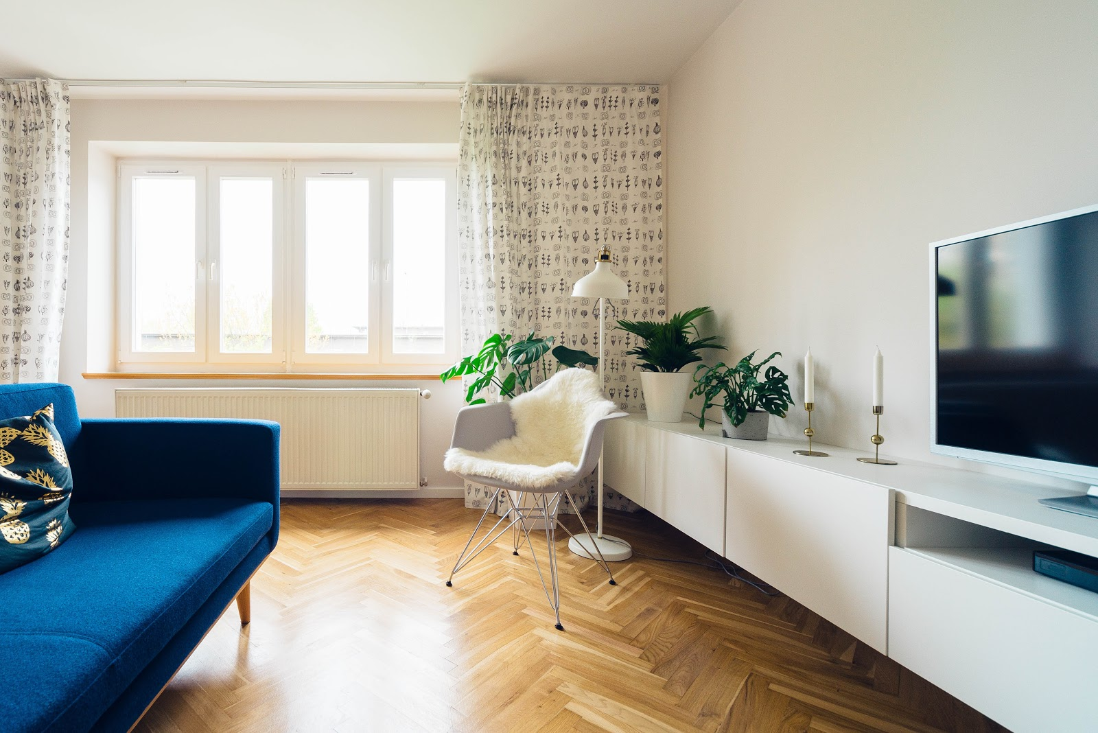 Desain interior scandinavian -  source: unsplash.com