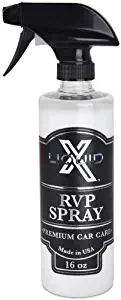 Liquid X R.V.P. Spray - Premium Dressing for Rubber, Vinyl & Plastic - Non Greasy (16 oz)