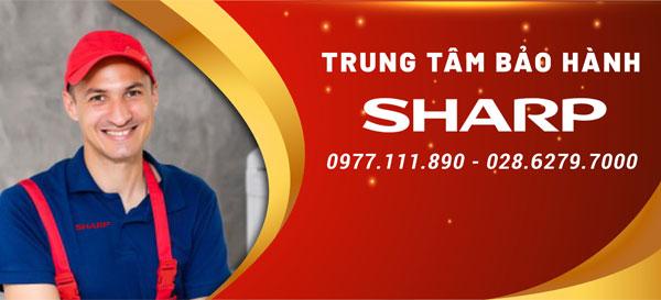 số điện thoại bảo hành sharp 02862797000