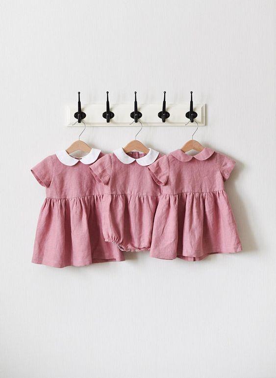 Lưu ý màu sắc khi chọn váy đầm cho bé