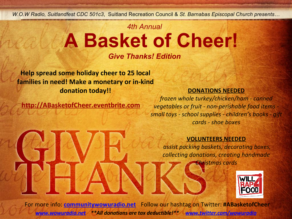 A Basket of Cheer! GT flyer 2014.png