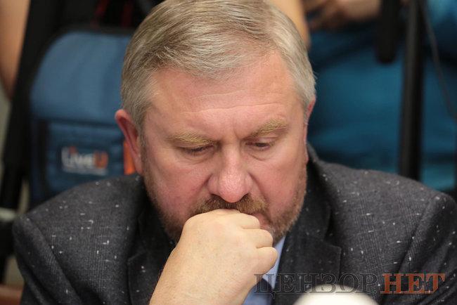 Как НАБУ заставило Микитася сдать коррупционеров и теперь ОП защищает Татарова 03
