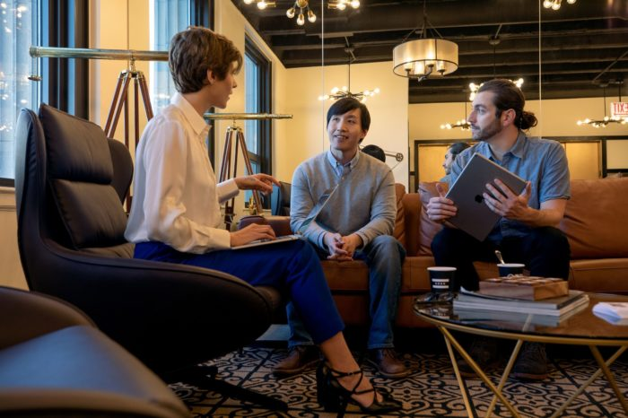 Offix Coworking Spaces in Chicago