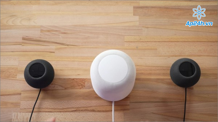 Homepod và Homepod Mini của Apple
