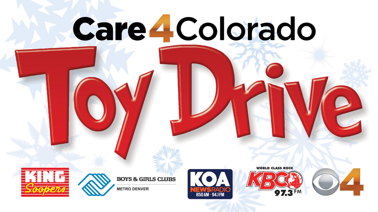 Care 4 Colorado Toy Drive