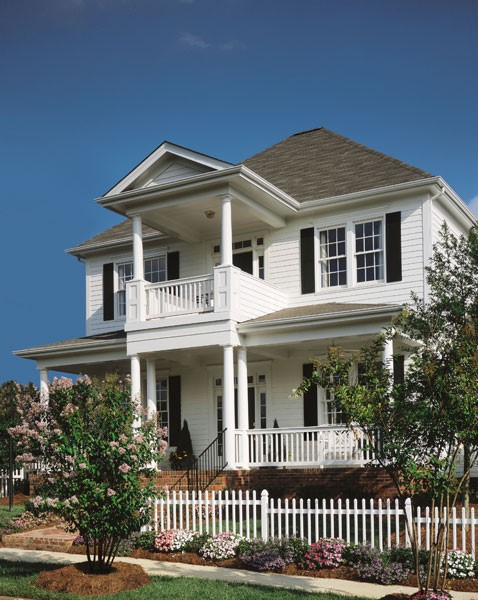 28 of the Most Popular House Siding Colors