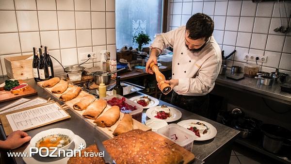 Modra Designer Folk Cuisine Poznantravel