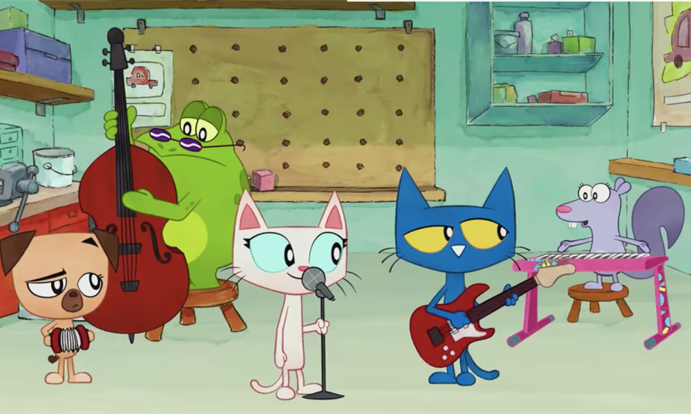 Pete The Cat Band