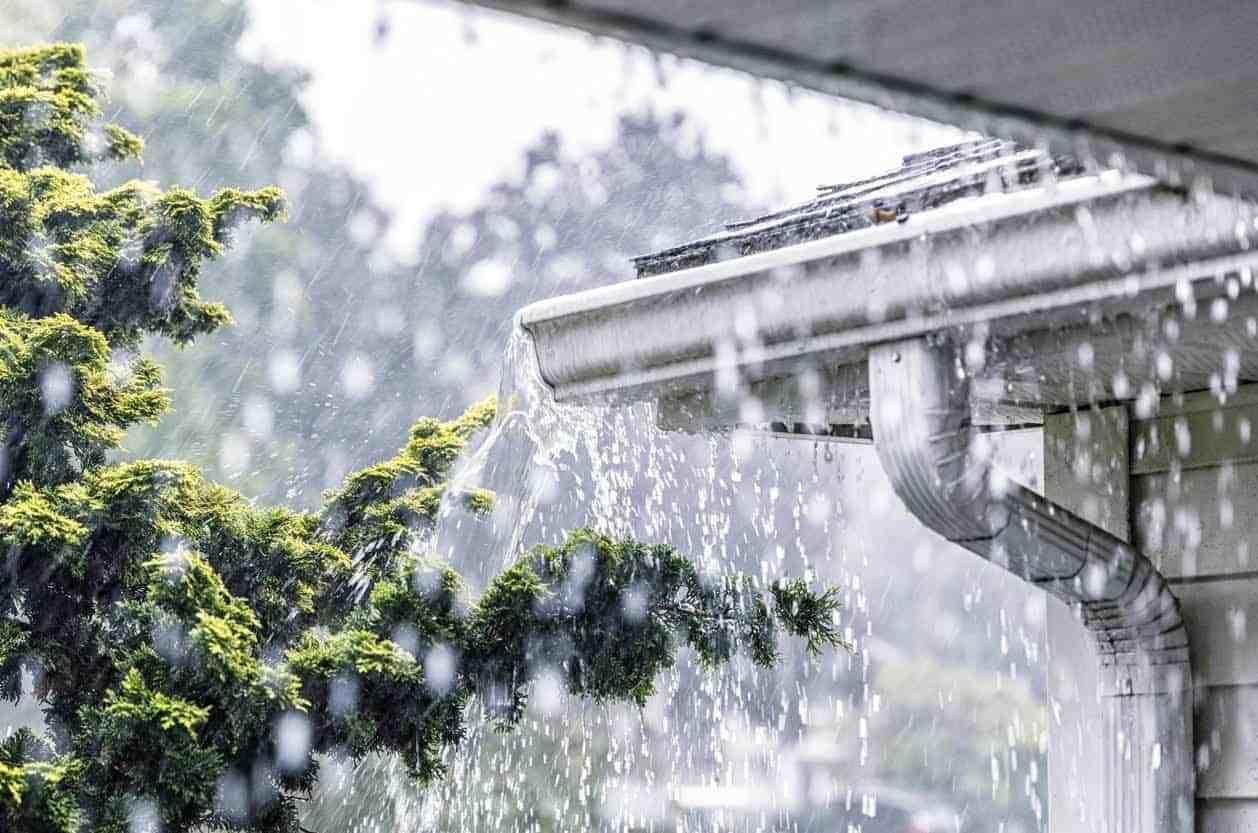 Độ dốc quyết định khả năng thoát nước của mái tôn