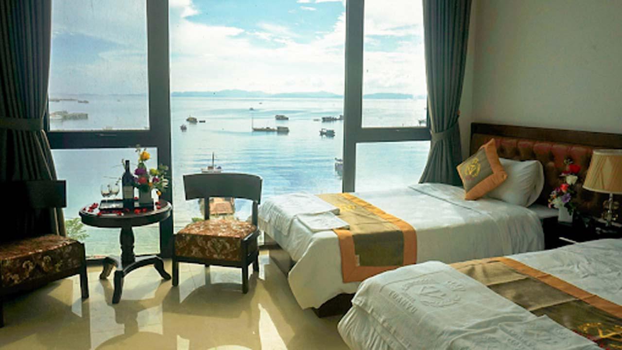 Khám phá 4 địa điểm khách sạn xếp hạng tốt nhất tour du lịch cô tô