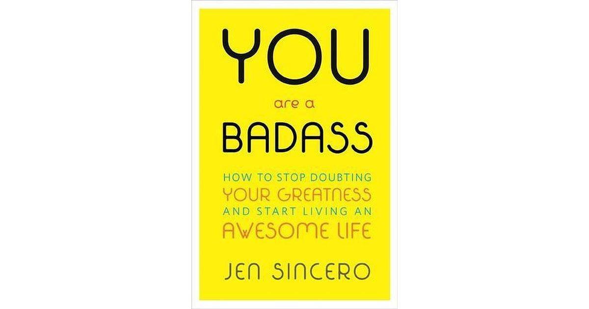 Image result for how to be a badass book
